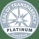GuideStar Platinum Nonprofit